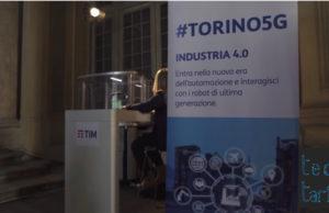 TIM e Torino in 5G copy