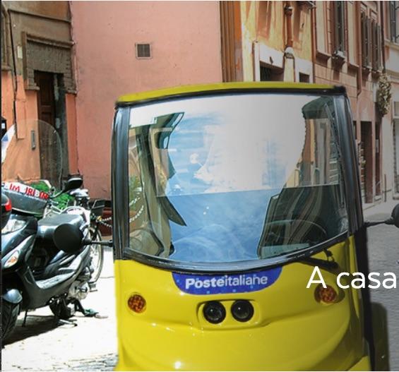 Poste Italiane per te