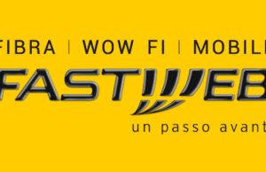 Fastweb mobile operatore