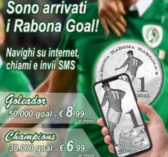 Goal Rabona e offerte Goleador e Champions