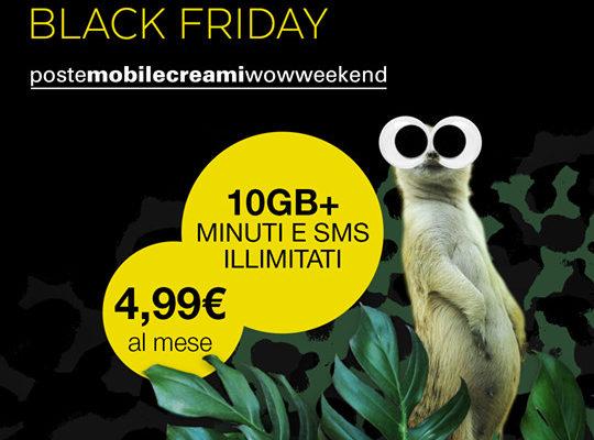 Black Friday Postemobile